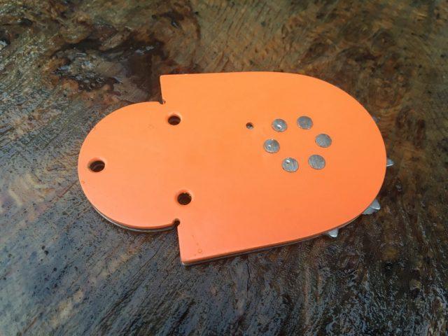 GB11PTA.3/8 GB Replacement Nose Sprocket 3/8 .063
