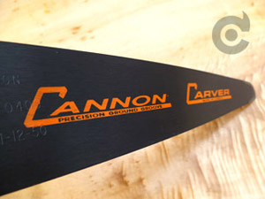 Cannon Carving Dime Chainsaw Bars
