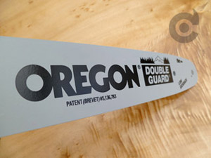 "Oregon Double guard 12"" 3/8 lo pro .050 44 drive links"