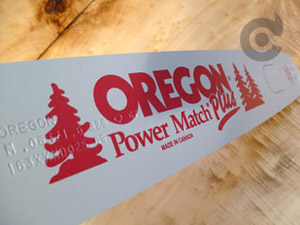 "Oregon Powermatch 25"" .404 .063 80 drive links"