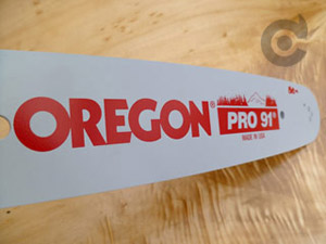 "Oregon Pro 91 12"" 3/8 lo pro .050 45 drive links HusqT"