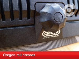 oregon rail dresser