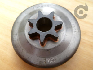 Oregon 100876X .325 x7 tooth spur sprocket
