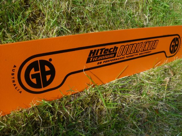 """HSD50-63D GB 50"""" Double Ended Milling Bar .404 .063 138 drive links"""