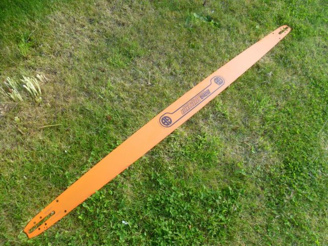 """HSD72-63D 72"""" Double Ended Milling Bar For Stihl & Husqvarna Saws .404 .063 194 drive links"""