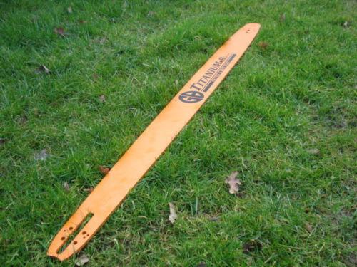 "HS74-63RQ GB Extra Long 6 Foot 74""(186cm) Sprocket Nose Bar .404 .063 196 drive links"
