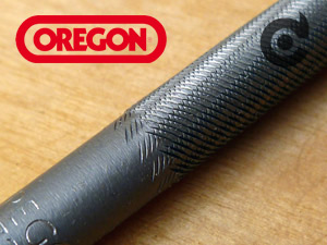 "Oregon 3.2mm(1/8"") chainsaw file"
