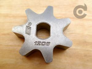 12066421301 Stihl Spur Sprocket 3/8 Lo Pro x7 tooth