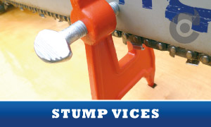stump vices chainsharp